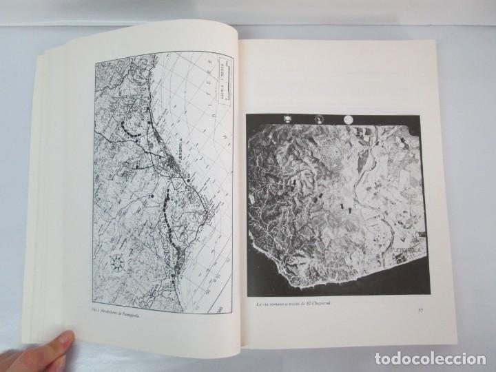 Libros de segunda mano: LAS VIAS ROMANAS DE MALAGA. CARLOS GOZALBES CRAVIOTO. COLEGIO DE INGENIEROS DE CAMINOS - Foto 11 - 133829562