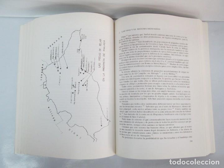 Libros de segunda mano: LAS VIAS ROMANAS DE MALAGA. CARLOS GOZALBES CRAVIOTO. COLEGIO DE INGENIEROS DE CAMINOS - Foto 15 - 133829562