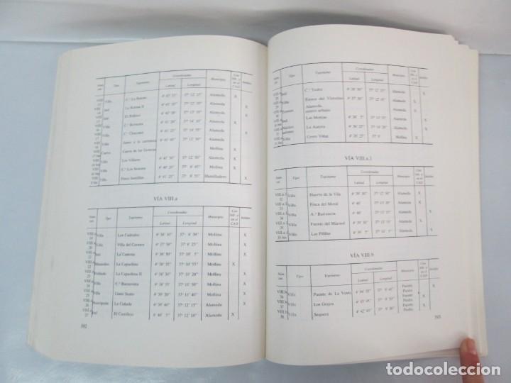 Libros de segunda mano: LAS VIAS ROMANAS DE MALAGA. CARLOS GOZALBES CRAVIOTO. COLEGIO DE INGENIEROS DE CAMINOS - Foto 20 - 133829562