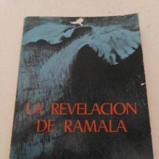 Libros de segunda mano: EDAF / LA REVELACION DE RAMALA. Lote 133846486
