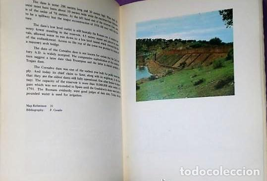 Libros de segunda mano: THE HERITAGE OF SPANISH DAMS. - Foto 5 - 133869294