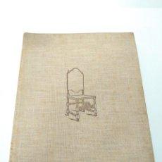 Libros de segunda mano - 1948. La casa por dentro. Luis. M. Feduchi. Ed. Afrodisio Aguado - 133905590