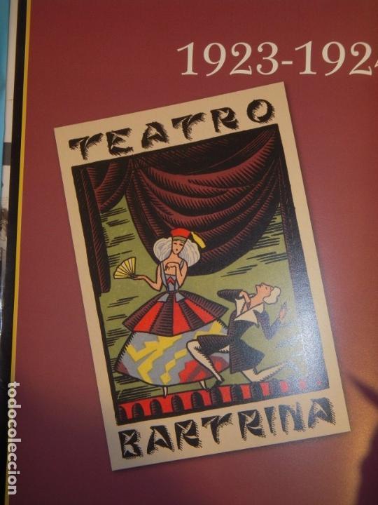 Libros de segunda mano: 100 ANYS DE TEATRE BARTRINA, REUS, 1905-2005 (2 VOLUMS) - ALBERT ARNAVAT I ALTRES 2005, 1ª ED (NOUS) - Foto 8 - 133965478