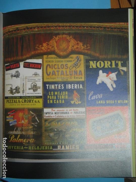 Libros de segunda mano: 100 ANYS DE TEATRE BARTRINA, REUS, 1905-2005 (2 VOLUMS) - ALBERT ARNAVAT I ALTRES 2005, 1ª ED (NOUS) - Foto 10 - 133965478