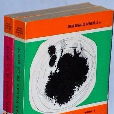 Libros de segunda mano: LAS FUERZAS FÍSICAS DE LA MENTE. (2 TOMOS). Lote 133986714