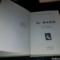 Libros de segunda mano: EL MAGO 1945 FEBO. Lote 134010330