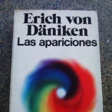 Libros de segunda mano: LAS APARICIONES -- ERICH VON DANIKEN -- EDICIONES ROCA 1979 --. Lote 134011642