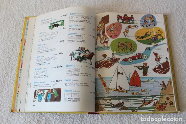 Libros de segunda mano: MI PRIMER SOPENA FRANCES, DICCIONARIO INFANTIL ILUSTRADO - EDITORIAL SOPENA 1977 - Foto 6 - 134037502