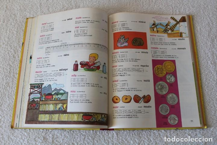 Libros de segunda mano: MI PRIMER SOPENA FRANCES, DICCIONARIO INFANTIL ILUSTRADO - EDITORIAL SOPENA 1977 - Foto 8 - 134037502