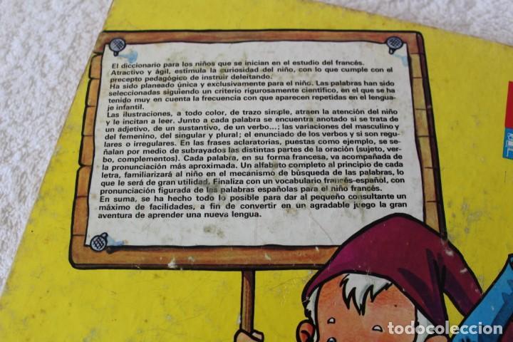 Libros de segunda mano: MI PRIMER SOPENA FRANCES, DICCIONARIO INFANTIL ILUSTRADO - EDITORIAL SOPENA 1977 - Foto 13 - 134037502