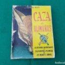 Libros de segunda mano: CAZA DE ALIMAÑAS. Lote 134043186
