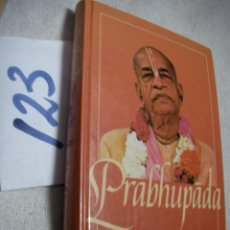Libros de segunda mano: PRABHUPADA. Lote 134047262