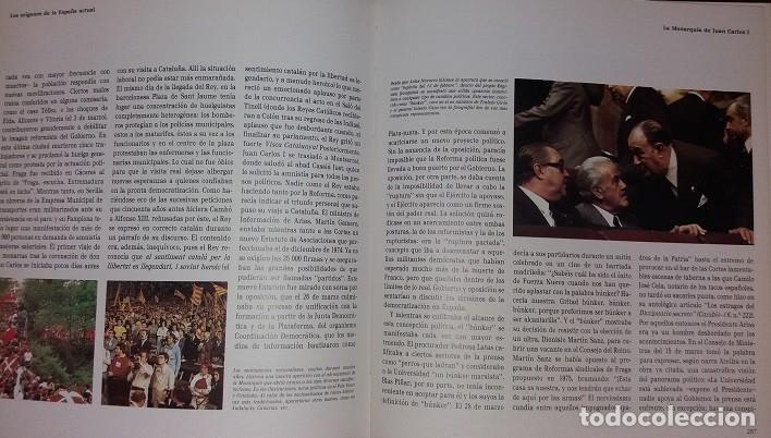 Libros de segunda mano: Historia de España (6 vols.) (Marín) (lb) - Foto 3 - 130429346
