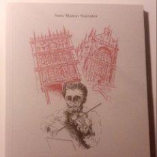 Libros de segunda mano: PERIPECIA VITAL DE TOMÁS BRETÓN. SARA MAÍLLO SALGADO. 1998 . Lote 134135870
