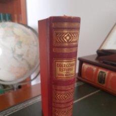 Libros de segunda mano: COLECCIÓN ESTUDIO DE CONOCIMIENTOS GENERALES SEIX BARRAL VI EL SAHARA- HIERRO-EL BARROQUISMO-. Lote 134146770