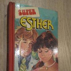 Libros de segunda mano: SUPER ESTHER Y SU MUNDO. LAS DUDAS DE CAROL. Nº 3. BRUGUERA 1982. Lote 134149874