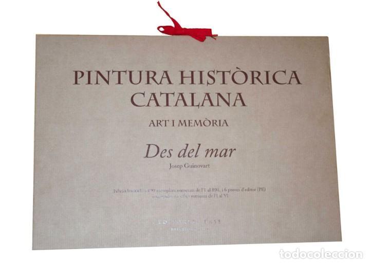 Libros de segunda mano: PINTURA HISTÒRICA CATALANA ART I MEMÒRIA (EDICIÓ EXHAURIDA) - Foto 2 - 134153050