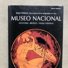 Libros de segunda mano - MUSEO NACIONAL (ESCULTURAS, BRONCES,VASIJAS). BASILIO PETRAKOS, EFORO-INSPECTOR DE LAS ANTIGÜEDADES - 134202459
