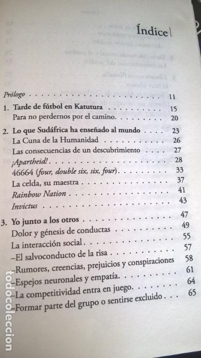 Libros de segunda mano: UBUNTU/ SUDAFRICA: EL TRIUNFO DE LA CONCORDIA. ALBERT FIGUERAS. NELSON MANDELA. - Foto 4 - 134401690
