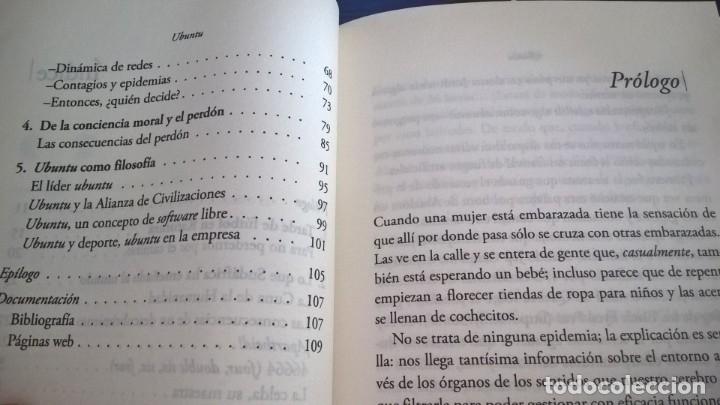 Libros de segunda mano: UBUNTU/ SUDAFRICA: EL TRIUNFO DE LA CONCORDIA. ALBERT FIGUERAS. NELSON MANDELA. - Foto 5 - 134401690