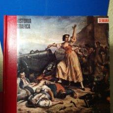 Libros de segunda mano: AGUSTINA DE ARAGÓN, UNA MUJER EN LA GUERRA DE INDEPENDENCIA - COMPLETO ENCUADERNADO - SEMANA. Lote 134411074