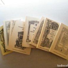 Libros de segunda mano: ANUARIO DE CIENCIAS HISTÓRICAS DE ARAGÓN (VIII TOMOS) - INST. ARAGONÉS DE INVESTIGACIONES HISTÓRICAS. Lote 134414366