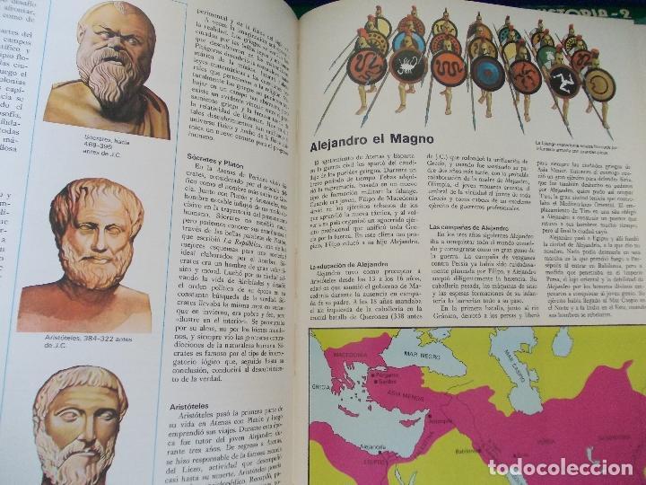 Libros de segunda mano: Que sabes Ediciones Nauta 10 volumenes - Foto 3 - 134530814