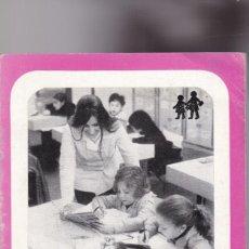 Libros de segunda mano: GLADYS S. ONEGA - LA ENSEÑANZA DEL RESUMEN EN LA ESCUELA PRIMARIA - ED. BIBLIOTECA 1973 / ARGENTINA. Lote 134591882