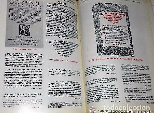 Libros de segunda mano: LIBROS ANTIGUOS GRANATA.- CATÁLOGO EUROPA.-SIGLOS XV A XIX - Foto 3 - 134719514