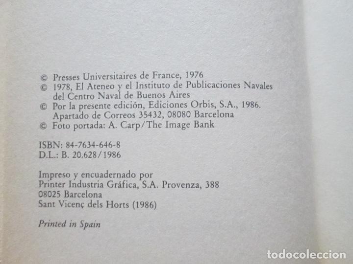 Libros de segunda mano: libro-la explotación de los océanos-michel béguery-muy interesante-orbis-1986-191 páginas-nº 65 - Foto 4 - 134797554