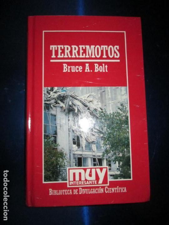 Libros de segunda mano: LIBRO-TERREMOTOS-MUY INTERESANTE-BRUCE A.BOLT-Nº38-ORBIS-2ªEDICIÓN-DIVULGACIÓN CIENTIFICA-BUEN ESTAD - Foto 4 - 134806470