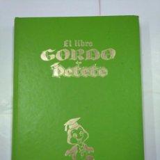 Libros de segunda mano: EL LIBRO GORDO DE PETETE. TOMO VERDE. EDITORIAL P.T.T. TDK28. Lote 134857306