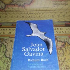 Libros de segunda mano: JOAN SALVADOR GAVINA - RICHARD BACH. Lote 134869722