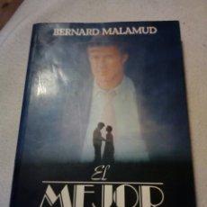 Libros de segunda mano: EL MEJOR BERNARD MALAMUD PLAZA & JANES. Lote 134871701