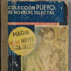 Libros de segunda mano: == MP91 - CRISOL DE ALMAS - COLECCION PUEYO DE NOVELAS SELECTAS - 1944. Lote 134880846