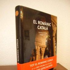Libros de segunda mano: FRANCESCA ESPAÑOL & JOAQUÍN YARZA: EL ROMÀNIC CATALÀ (ANGLE, 2007) MOLT BON ESTAT. MOLT RAR.. Lote 134924610