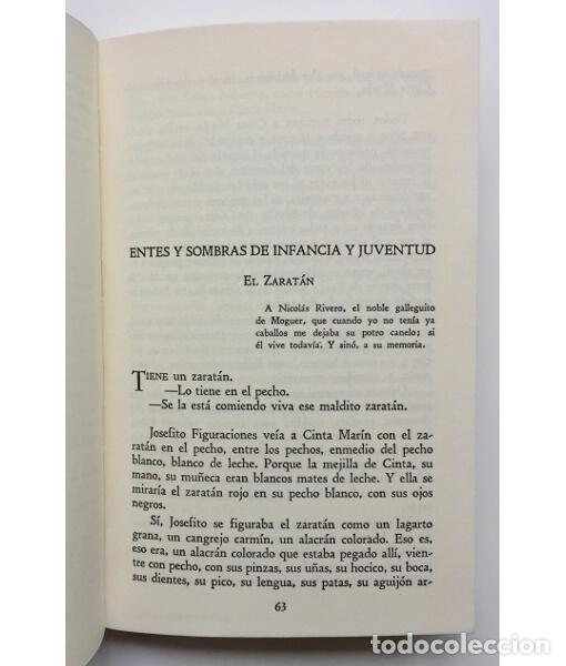 Libros de segunda mano: PÁJINAS ESCOJIDAS: PROSA - Foto 3 - 134965631