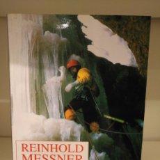 Libros de segunda mano: LIBRO ESPIRITU LIBRE,REINHOLD MESSNER,DESNIVEL. Lote 134995277
