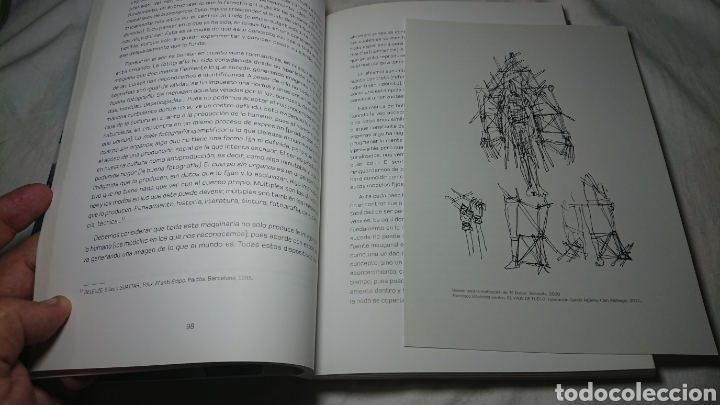 Libros de segunda mano: El viaje de fuego, Francisco Villalobos Santos + Boceto - Foto 3 - 180100300