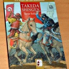Libros de segunda mano: LA SAGA DE LOS SAMURÁIS - TAKEDA SHINGEN - DE TERJE SOLUM - EDITORIAL DESPERTAR FERRO - MARZO 2016. Lote 135092066
