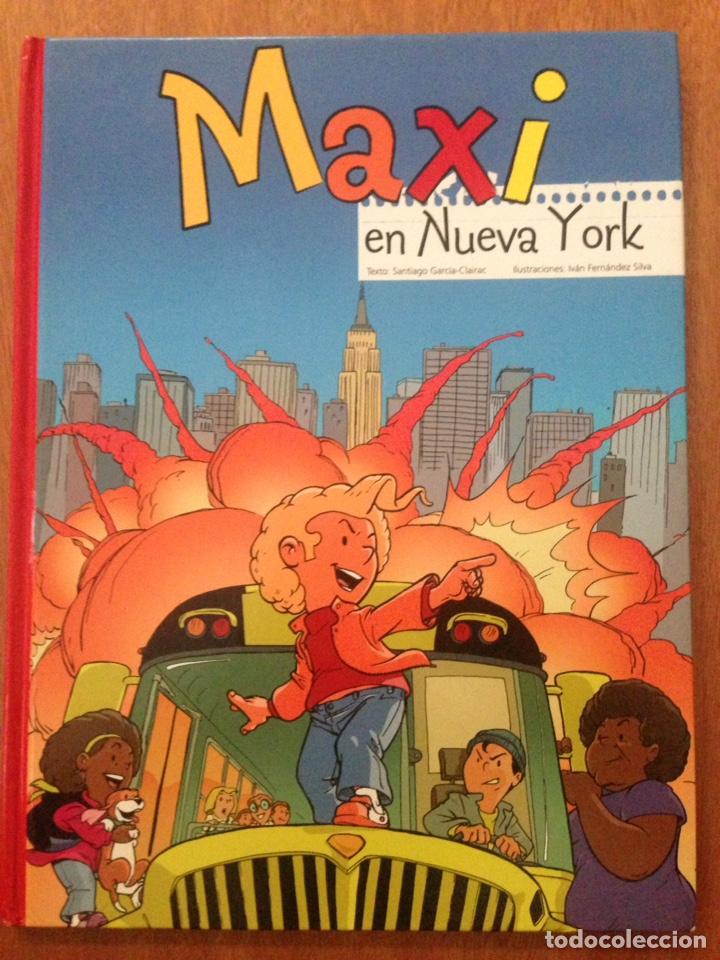 NACÍ EN NUEVA YORK (Libros de Segunda Mano - Literatura Infantil y Juvenil - Otros)