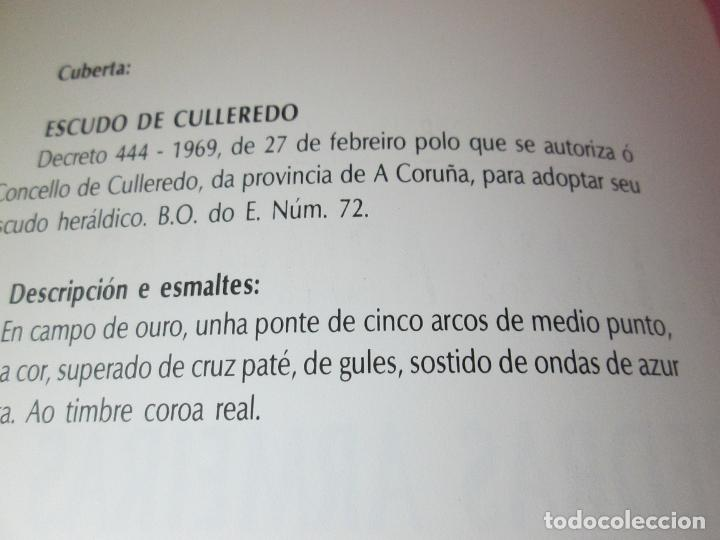 Libros de segunda mano: LIBRO-AS PEDRAS ARMEIRAS-XOSÉ ANTÓN GARCÍA GONZÁLEZ LEDO-CATÁLOGO/INVENTARIO DE CULLEREDO - Foto 11 - 135276894