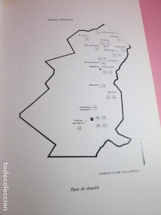 Libros de segunda mano: LIBRO-AS PEDRAS ARMEIRAS-XOSÉ ANTÓN GARCÍA GONZÁLEZ LEDO-CATÁLOGO/INVENTARIO DE CULLEREDO - Foto 14 - 135276894