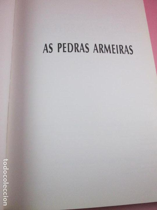 Libros de segunda mano: LIBRO-AS PEDRAS ARMEIRAS-XOSÉ ANTÓN GARCÍA GONZÁLEZ LEDO-CATÁLOGO/INVENTARIO DE CULLEREDO - Foto 4 - 135276894
