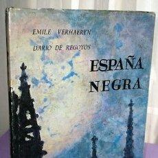 Libros de segunda mano: ESPAÑA NEGRA. Lote 135282146