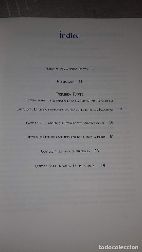 Libros de segunda mano: El coleccionismo manierista de los Austrias. Entre Felipe II y Rodolfo II. Pablo Jiménez Díaz. 2001. - Foto 4 - 135337190