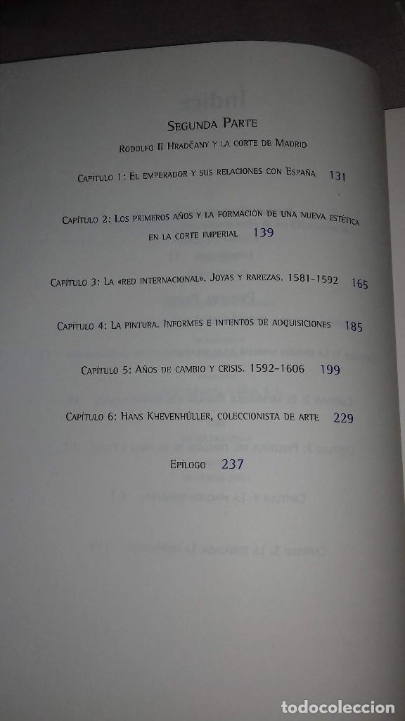 Libros de segunda mano: El coleccionismo manierista de los Austrias. Entre Felipe II y Rodolfo II. Pablo Jiménez Díaz. 2001. - Foto 3 - 135337190