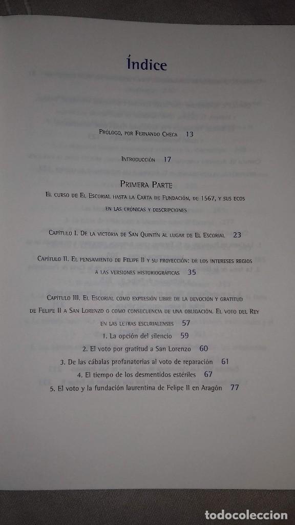 Libros de segunda mano: De obra insigne y heroica a octava maravilla del mundo. La Fama del Escorial en el siglo XVI. 2001. - Foto 3 - 135337866