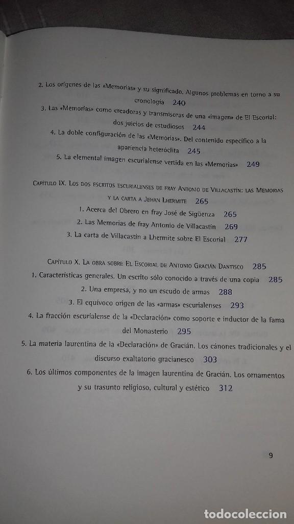 Libros de segunda mano: De obra insigne y heroica a octava maravilla del mundo. La Fama del Escorial en el siglo XVI. 2001. - Foto 5 - 135337866