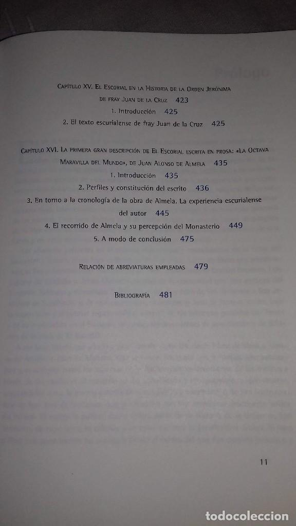 Libros de segunda mano: De obra insigne y heroica a octava maravilla del mundo. La Fama del Escorial en el siglo XVI. 2001. - Foto 7 - 135337866